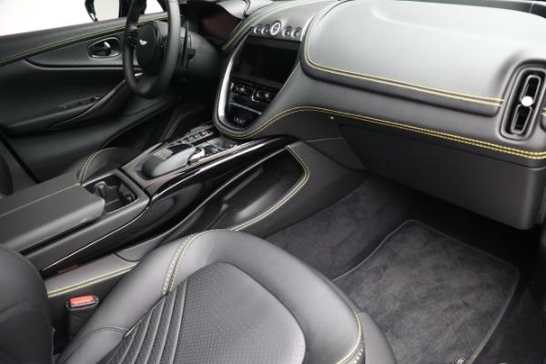 New 2021 Aston Martin DBX for sale $209,686 at Maserati of Westport in Westport CT 06880 20