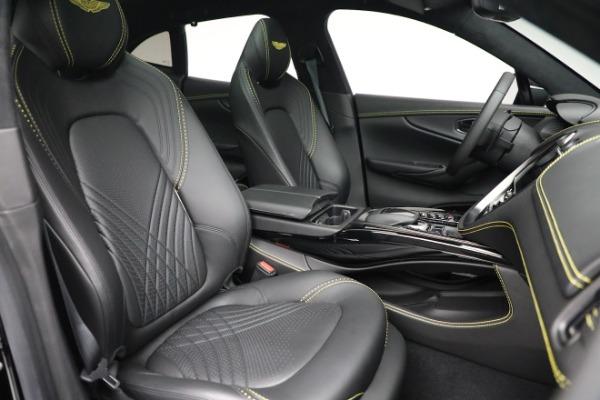 New 2021 Aston Martin DBX for sale $209,686 at Maserati of Westport in Westport CT 06880 21
