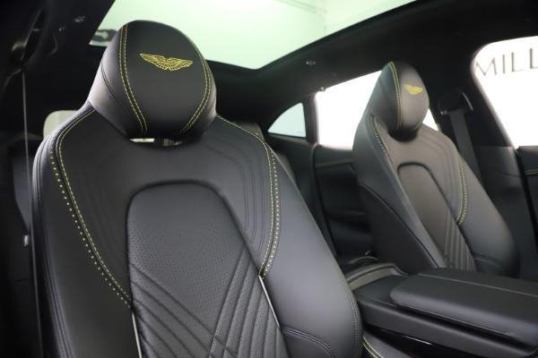 New 2021 Aston Martin DBX for sale $209,686 at Maserati of Westport in Westport CT 06880 22