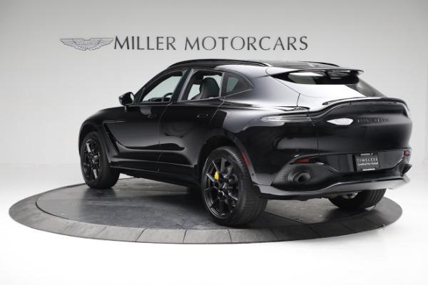 New 2021 Aston Martin DBX for sale $209,686 at Maserati of Westport in Westport CT 06880 4
