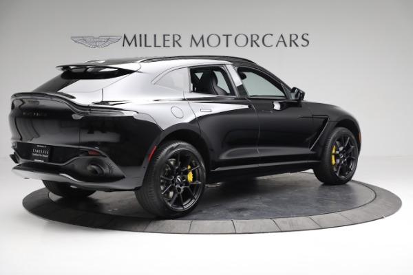 New 2021 Aston Martin DBX for sale $209,686 at Maserati of Westport in Westport CT 06880 7
