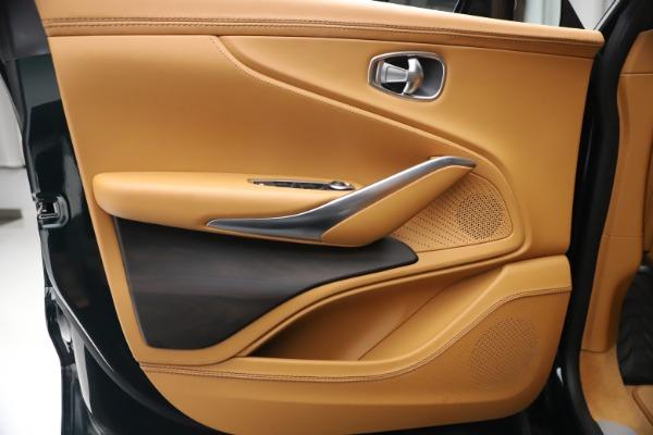 New 2021 Aston Martin DBX for sale Sold at Maserati of Westport in Westport CT 06880 13