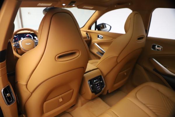 New 2021 Aston Martin DBX for sale Sold at Maserati of Westport in Westport CT 06880 15
