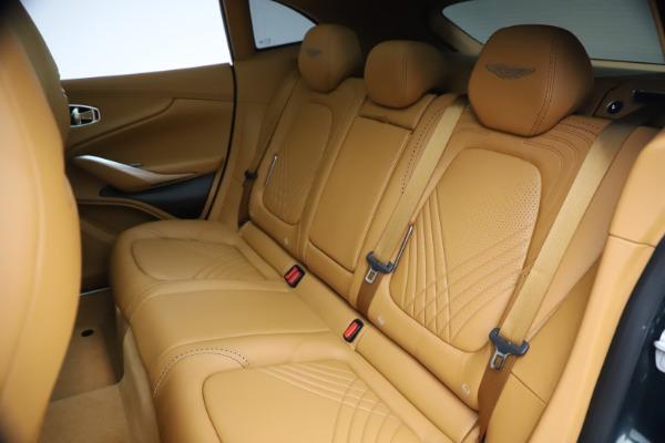 New 2021 Aston Martin DBX for sale Sold at Maserati of Westport in Westport CT 06880 16