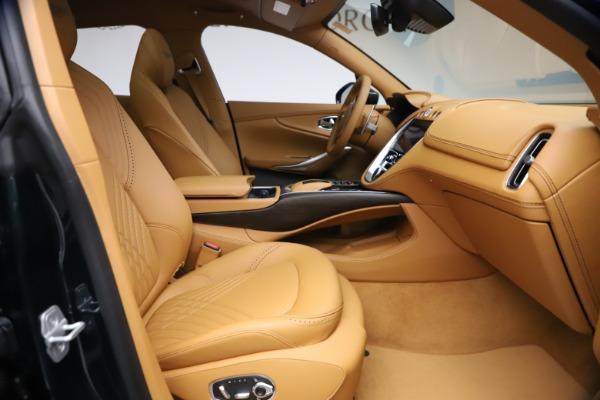 New 2021 Aston Martin DBX for sale Sold at Maserati of Westport in Westport CT 06880 17
