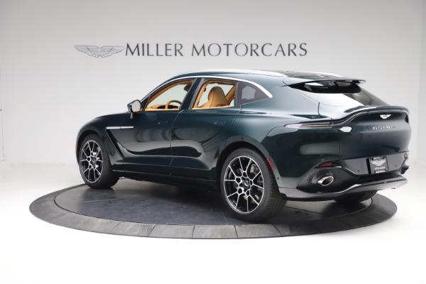 New 2021 Aston Martin DBX for sale Sold at Maserati of Westport in Westport CT 06880 3