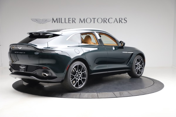 New 2021 Aston Martin DBX for sale Sold at Maserati of Westport in Westport CT 06880 7