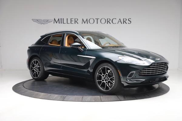 New 2021 Aston Martin DBX for sale Sold at Maserati of Westport in Westport CT 06880 9