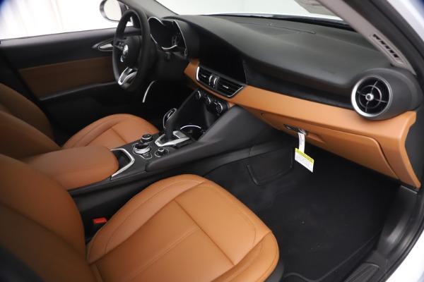New 2021 Alfa Romeo Giulia Q4 for sale Sold at Maserati of Westport in Westport CT 06880 21