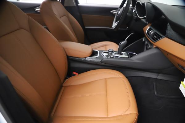 New 2021 Alfa Romeo Giulia Q4 for sale Sold at Maserati of Westport in Westport CT 06880 22