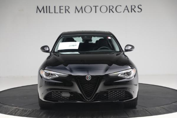 New 2021 Alfa Romeo Giulia Q4 for sale $48,535 at Maserati of Westport in Westport CT 06880 12