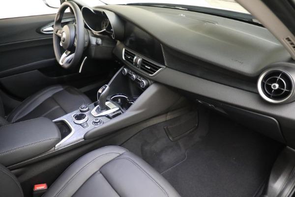 New 2021 Alfa Romeo Giulia Q4 for sale $48,535 at Maserati of Westport in Westport CT 06880 22
