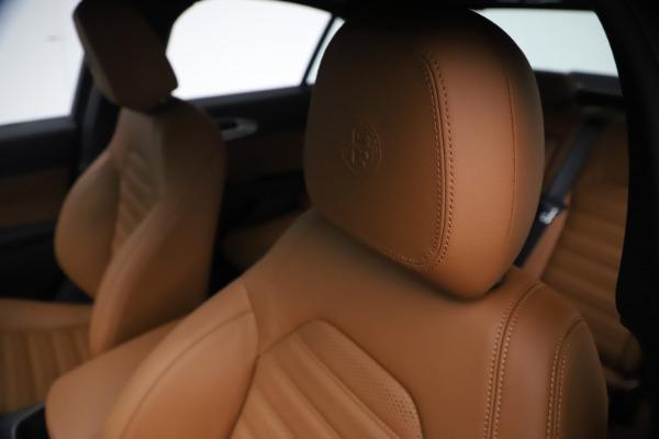 New 2021 Alfa Romeo Giulia Ti Sport Q4 for sale $54,050 at Maserati of Westport in Westport CT 06880 15