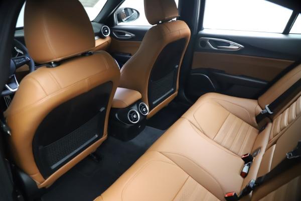 New 2021 Alfa Romeo Giulia Ti Sport Q4 for sale $54,050 at Maserati of Westport in Westport CT 06880 18
