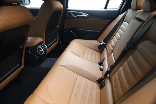 New 2021 Alfa Romeo Giulia Ti Sport Q4 for sale $54,050 at Maserati of Westport in Westport CT 06880 19