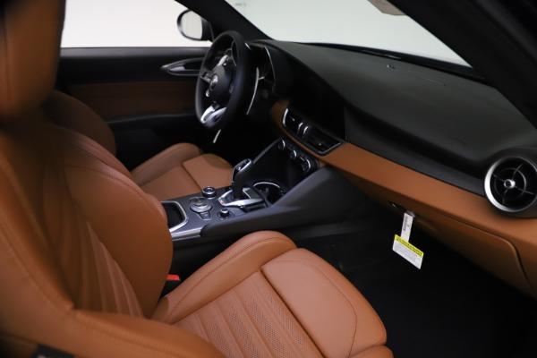 New 2021 Alfa Romeo Giulia Ti Sport Q4 for sale $54,050 at Maserati of Westport in Westport CT 06880 22