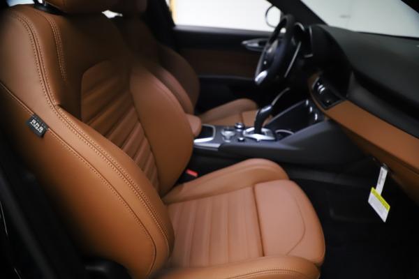 New 2021 Alfa Romeo Giulia Ti Sport Q4 for sale $54,050 at Maserati of Westport in Westport CT 06880 23
