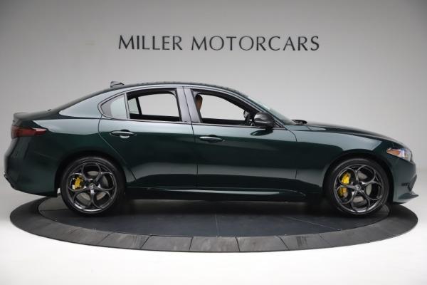 New 2021 Alfa Romeo Giulia Ti Sport Q4 for sale $54,050 at Maserati of Westport in Westport CT 06880 9