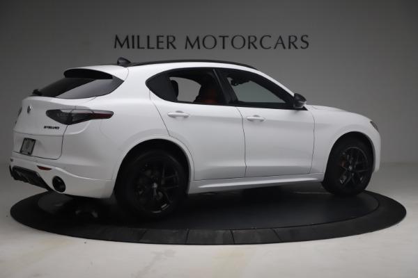 New 2021 Alfa Romeo Stelvio Ti Sport Q4 for sale Sold at Maserati of Westport in Westport CT 06880 9