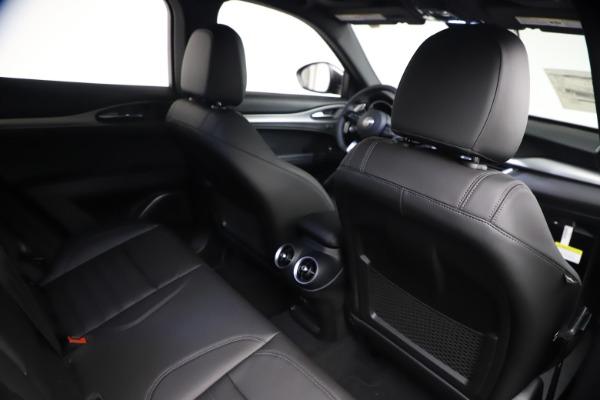 New 2021 Alfa Romeo Stelvio Ti Sport Q4 for sale $57,200 at Maserati of Westport in Westport CT 06880 24