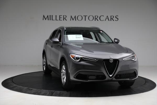 New 2021 Alfa Romeo Stelvio Q4 for sale $50,445 at Maserati of Westport in Westport CT 06880 11