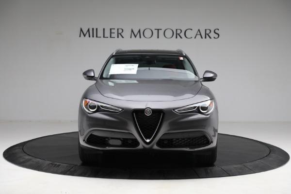 New 2021 Alfa Romeo Stelvio Q4 for sale $50,445 at Maserati of Westport in Westport CT 06880 12