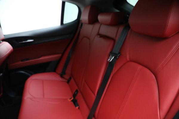 New 2021 Alfa Romeo Stelvio Q4 for sale $50,445 at Maserati of Westport in Westport CT 06880 18