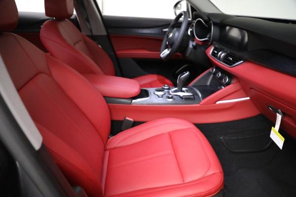 New 2021 Alfa Romeo Stelvio Q4 for sale $50,445 at Maserati of Westport in Westport CT 06880 20