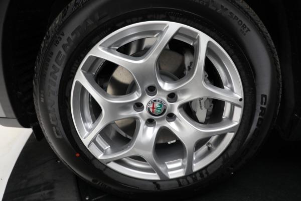 New 2021 Alfa Romeo Stelvio Q4 for sale $50,445 at Maserati of Westport in Westport CT 06880 23