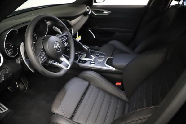 New 2021 Alfa Romeo Giulia Ti Sport Q4 for sale $53,750 at Maserati of Westport in Westport CT 06880 15