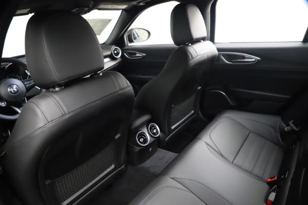 New 2021 Alfa Romeo Giulia Ti Sport Q4 for sale $53,750 at Maserati of Westport in Westport CT 06880 17