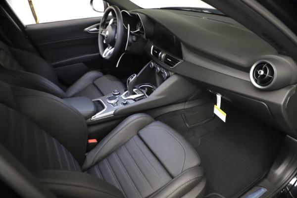 New 2021 Alfa Romeo Giulia Ti Sport Q4 for sale $53,750 at Maserati of Westport in Westport CT 06880 21