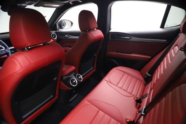 New 2021 Alfa Romeo Stelvio Ti Sport Q4 for sale $57,200 at Maserati of Westport in Westport CT 06880 18