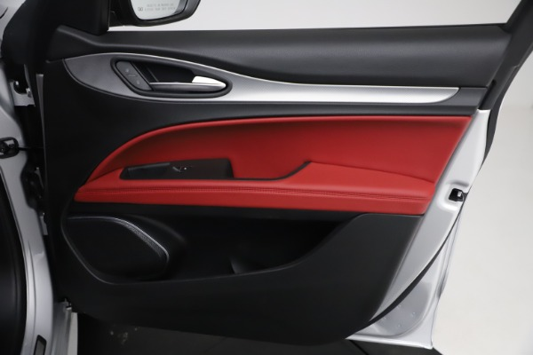 New 2021 Alfa Romeo Stelvio Ti Sport Q4 for sale $57,200 at Maserati of Westport in Westport CT 06880 23