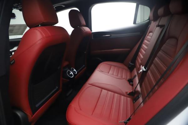 New 2021 Alfa Romeo Stelvio Ti Sport Q4 for sale $54,095 at Maserati of Westport in Westport CT 06880 19