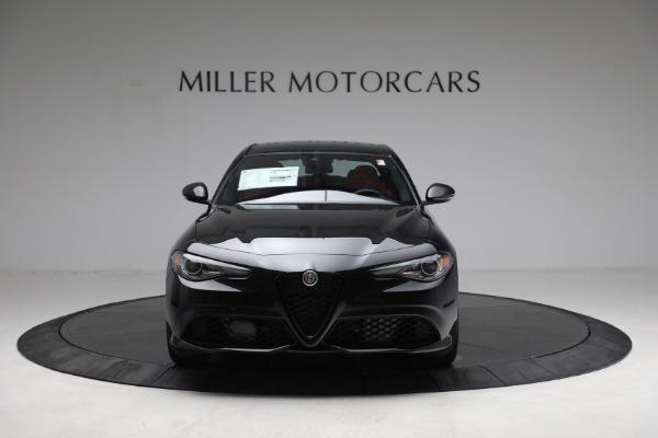 New 2021 Alfa Romeo Giulia Ti Sport Q4 for sale $54,050 at Maserati of Westport in Westport CT 06880 12