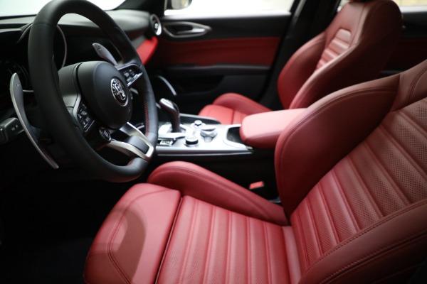 New 2021 Alfa Romeo Giulia Ti Sport Q4 for sale $54,050 at Maserati of Westport in Westport CT 06880 14