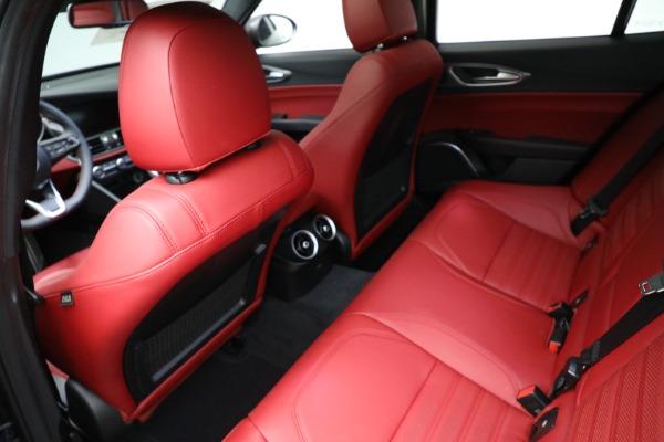 New 2021 Alfa Romeo Giulia Ti Sport Q4 for sale $54,050 at Maserati of Westport in Westport CT 06880 17
