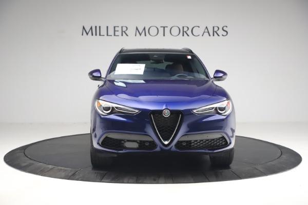 New 2021 Alfa Romeo Stelvio Ti Sport Q4 for sale $55,700 at Maserati of Westport in Westport CT 06880 12
