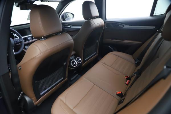 New 2021 Alfa Romeo Stelvio Ti Sport Q4 for sale $55,700 at Maserati of Westport in Westport CT 06880 16