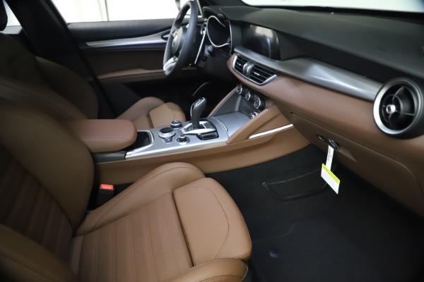 New 2021 Alfa Romeo Stelvio Ti Sport Q4 for sale $55,700 at Maserati of Westport in Westport CT 06880 20