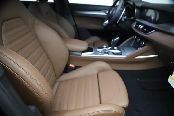 New 2021 Alfa Romeo Stelvio Ti Sport Q4 for sale $55,700 at Maserati of Westport in Westport CT 06880 21