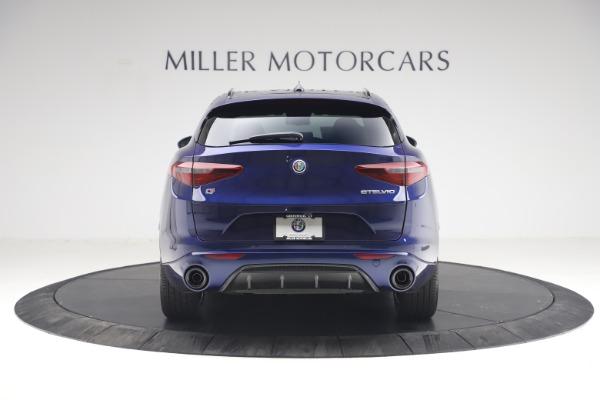 New 2021 Alfa Romeo Stelvio Ti Sport Q4 for sale $55,700 at Maserati of Westport in Westport CT 06880 6