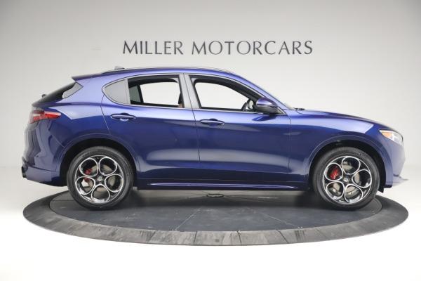 New 2021 Alfa Romeo Stelvio Ti Sport Q4 for sale $55,700 at Maserati of Westport in Westport CT 06880 9