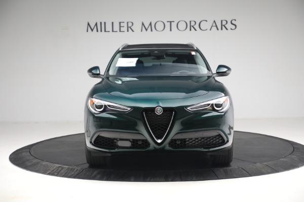 New 2021 Alfa Romeo Stelvio Q4 for sale $50,445 at Maserati of Westport in Westport CT 06880 14