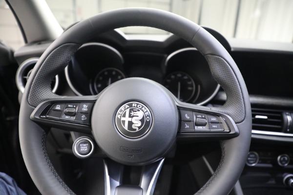 New 2021 Alfa Romeo Stelvio Q4 for sale $50,445 at Maserati of Westport in Westport CT 06880 17