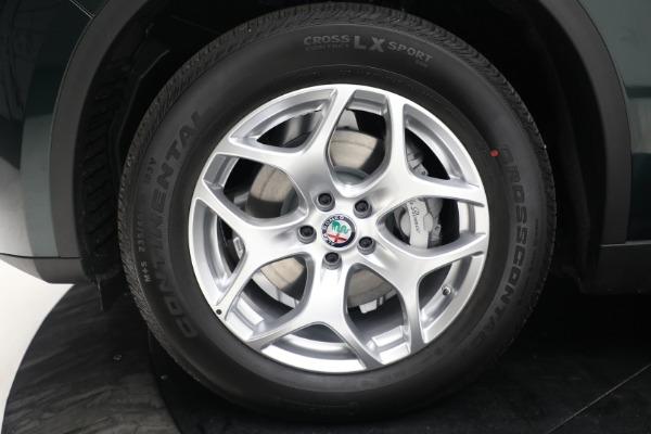 New 2021 Alfa Romeo Stelvio Q4 for sale $50,445 at Maserati of Westport in Westport CT 06880 21