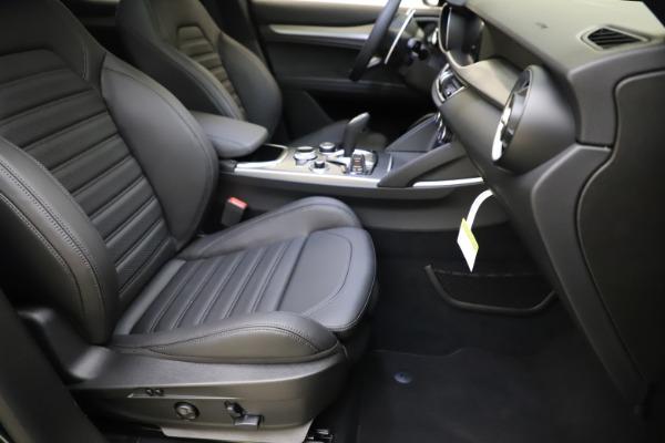 New 2021 Alfa Romeo Stelvio Ti Sport Q4 for sale $57,200 at Maserati of Westport in Westport CT 06880 25
