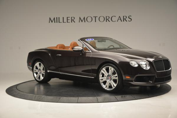 Used 2013 Bentley Continental GTC V8 for sale Sold at Maserati of Westport in Westport CT 06880 10