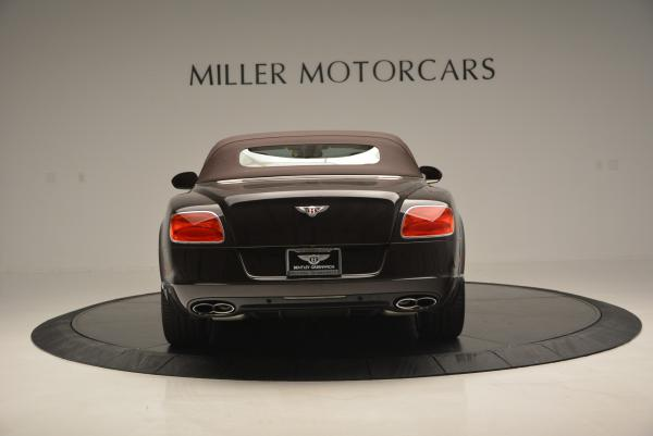 Used 2013 Bentley Continental GTC V8 for sale Sold at Maserati of Westport in Westport CT 06880 19